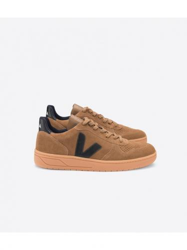 V10 Suede - Brown Black Nat Sole - Veja