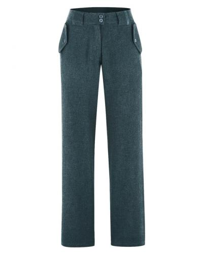 Pantalon ample taille haute