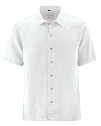 Chemise d'été en pur chanvre