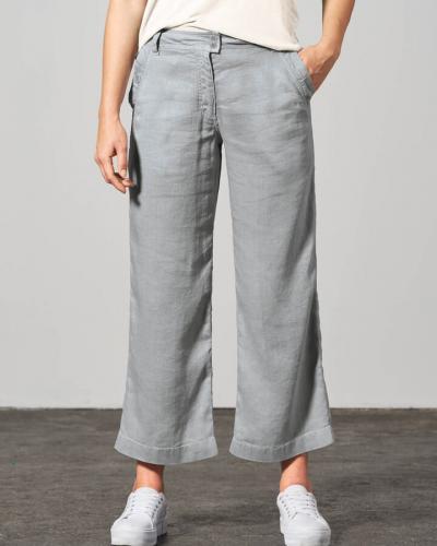Pantalon d'été taille haute