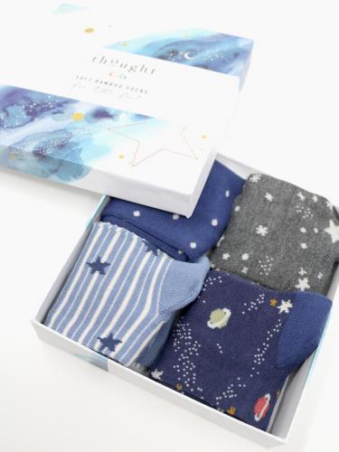 Chaussettes Twinkle boîte de 4 paires