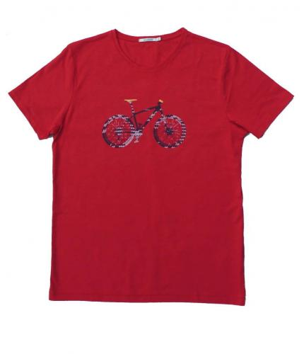 T-shirt Bike Cross