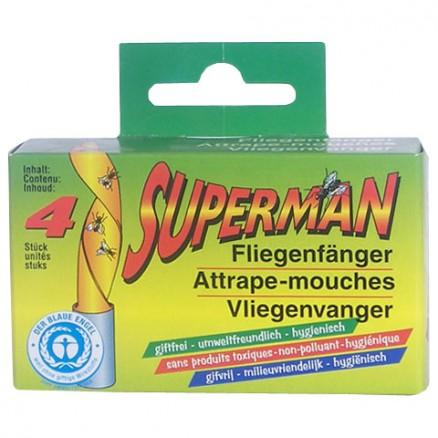 Attrape-mouches en ruban Superman