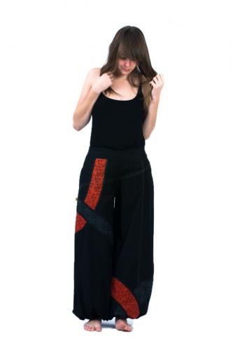 Pantalon sarouel happy style