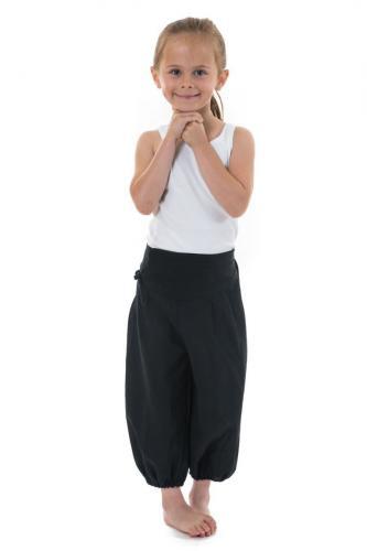 Pantalon sarouel enfant noat coton nepalais aladin Tikeo