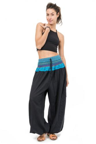 Pantalon sarouel indian chic sari
