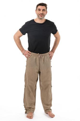 Pantalon relax zen coton leger