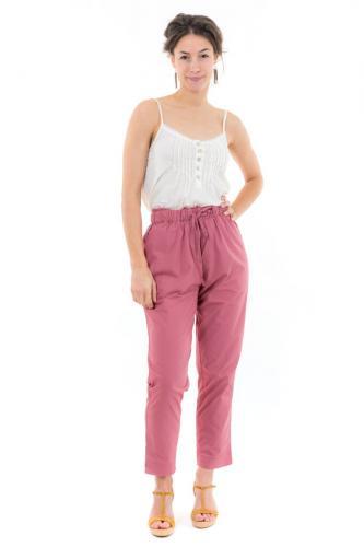 Pantalon femme sans fermeture Ilda