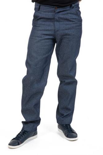 Pantalon droit jean mixte Misrita