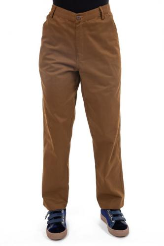 Pantalon twill doux golden hour