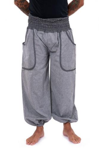 Pantalon sarouel Nepal elastique Khiro