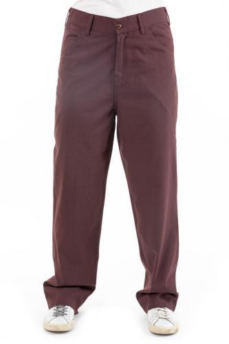 Pantalon droit mixte brown Naema