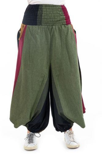 Sarouel jupe culotte babacool Naleeh