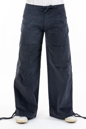Pantalon hybride velours milleraies mixte