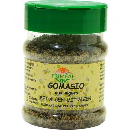 Gomasio aux algues bio