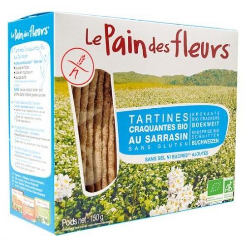 Tartines craquantes Sarrasin Sans sel bio