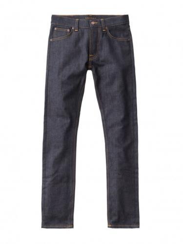 Tilted Tor -  Dry pure navy - Nudie Jeans