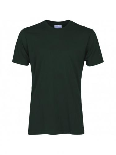 Classic Organic Tee - Hunter green - Colorful Standard