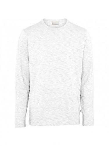 Cotton Slope - Bright White - Knowledge Cotton Apparel