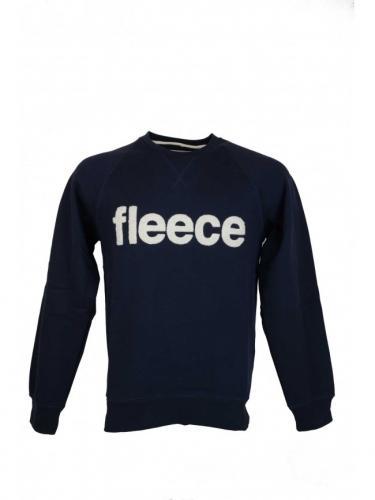 Fleece sweat - Marine - Outland