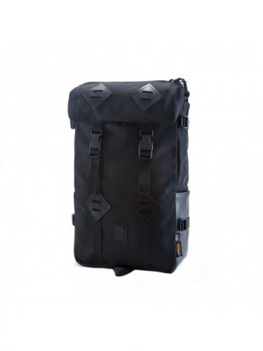 Sac à dos Klettersack Leather - Black - Topo Designs