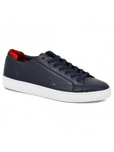 Club - Navy/Red - Le coq sportif