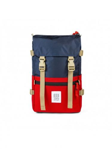 Sac à dos Rover Pack - Navy/Red - Topo Designs