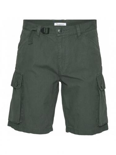 Trek Durable Rib-Stop Short - Pineneedle - Knowledge cotton apparel
