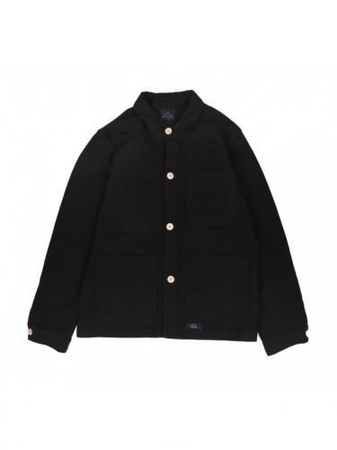 Veste de comptoir - Noir - Bleu de Paname