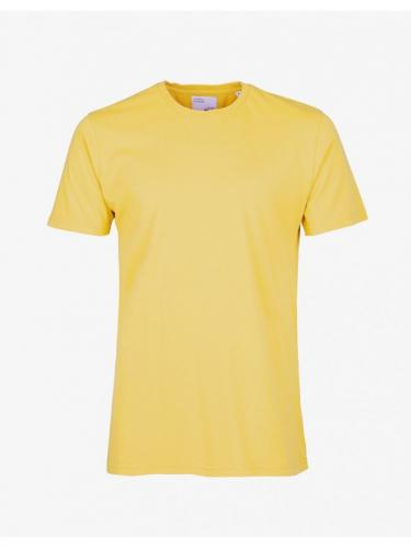 Classic Organic Tee - Lemon Yellow - Colorful Standard