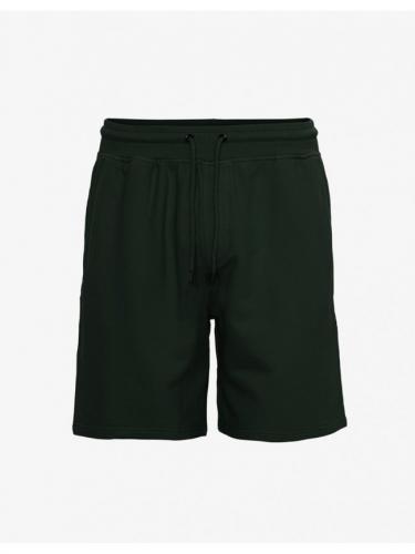 Classic Organic Sweatshort - Hunter Green - Colorful Standard