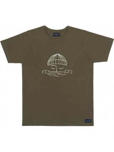 T-shirt Sailor- Avocado - Bask in the sun