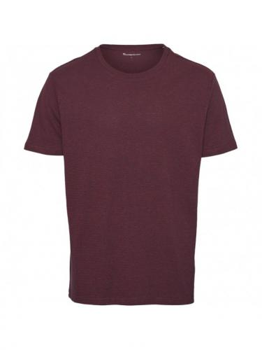T-shirt Alder Striped Hemp - Codovan - Knowledge Cotton Apparel
