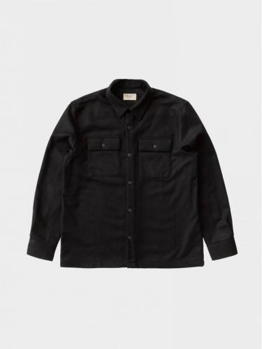 Veste Sten Wool Solid - Black - Nudie Jeans