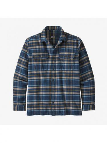 L/S Fjord Flannel - Indep. New Navy - Patagonia