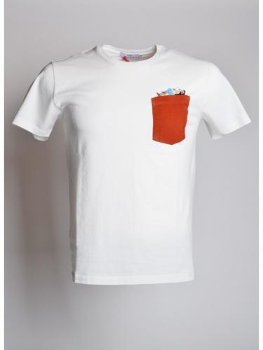 T-shirt Slam - Off White - OLOW