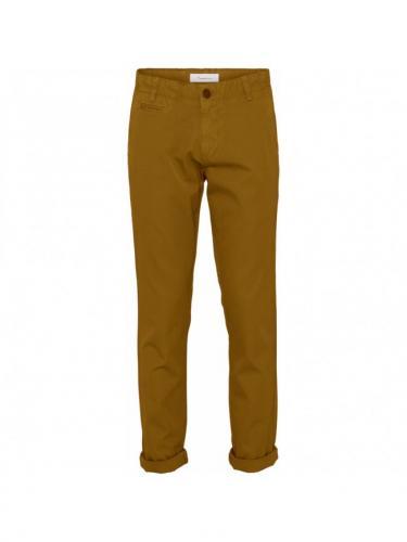 Chino Chuck regular - Buckhorn Brown - Knowledge cotton apparel