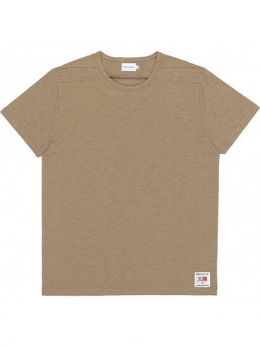 T-shirt Taiyo - Tabacco - Bask in the sun