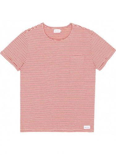 T-Shirt Esteban - Red - Bask in the sun