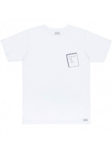 T-Shirt To Do List - Natural - Bask in the sun