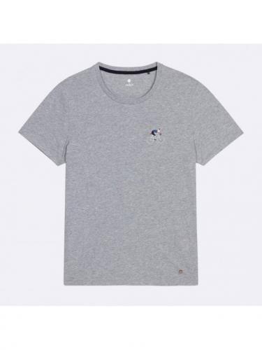 Arcy T-shirt - Gry04 - Grey - Vélo - Faguo