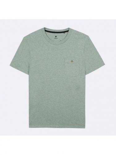 T-shirt Olonne  - Gre01 - Vert - Faguo