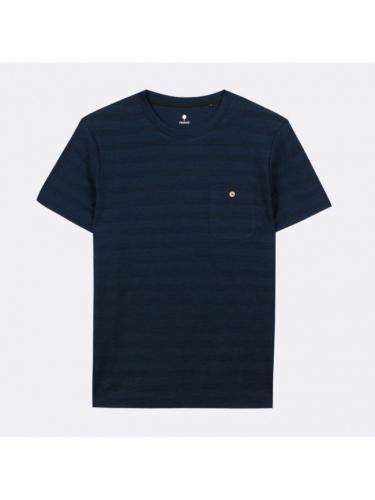 T-shirt Olonne  - Nav00 - Navy - Faguo