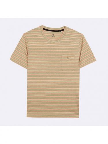 Olonne T-shirt Cotton  - Mul04 - Multico - Faguo