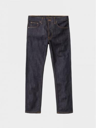 Lean Dean - Dry Ecru Embo - Nudie Jeans