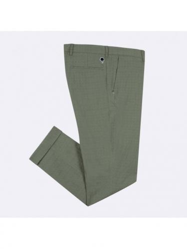 Pantalon Crecy - Kak00  - Kaki - Faguo