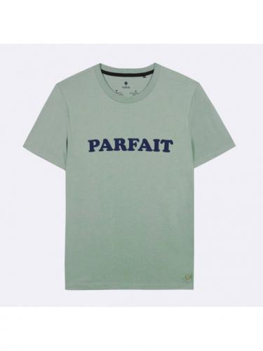 T-shirt Arcy - Gre01 - Vert - Faguo