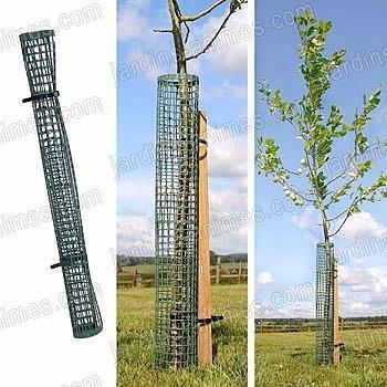 Protège arbre souple