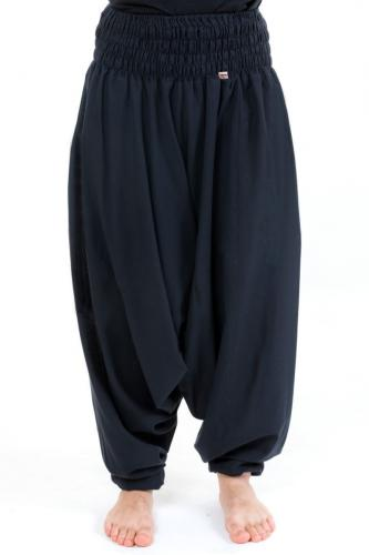 Pantalon sarouel elastique uni aladin sarwel indien