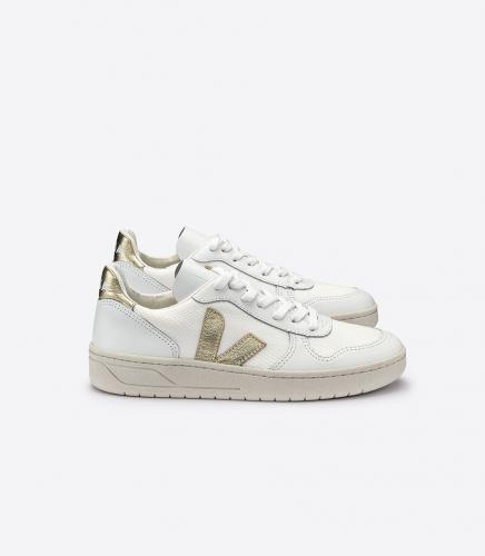 Baskets v10 bmesh white gold - Veja
